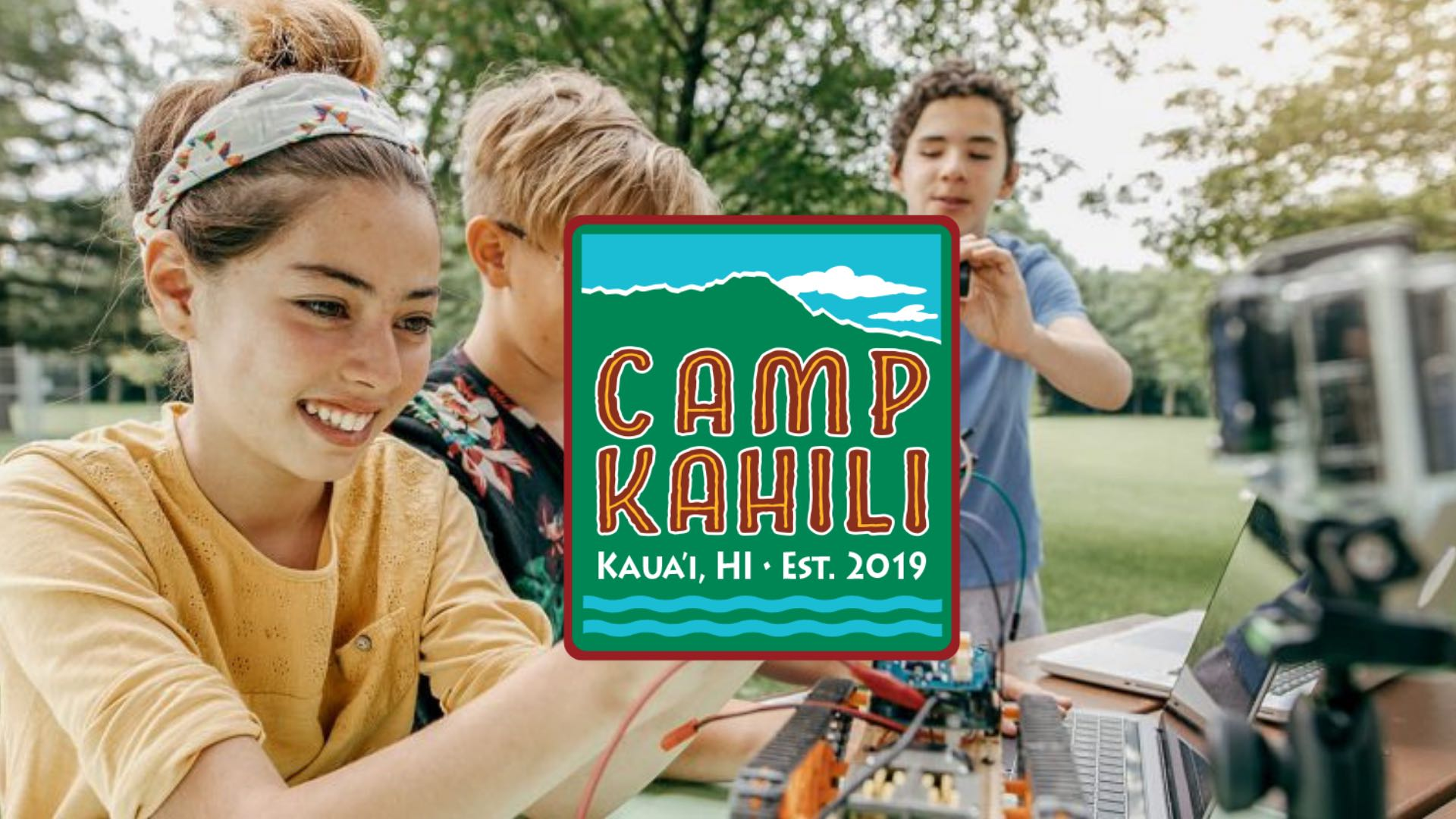 iLEAD Summer Camp Kahili