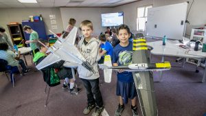 Colorado Skies Academy Students