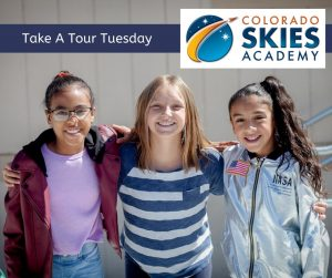 take a tour at Colorado SKIES Academy