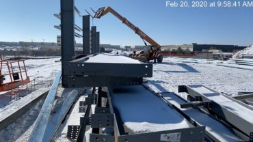 Colorado Skies Academy Construction