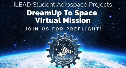 Dreamup to Space virtual Mission
