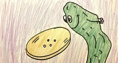 DreamUp to Space Cucumbers