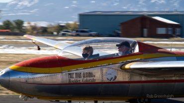 Glider Flight CSA