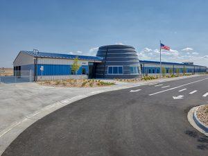 CSA New Building 1