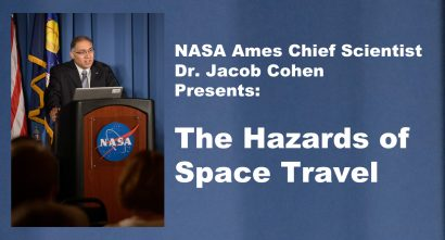 Dr. Cohen presents The Hazards of Space Travel