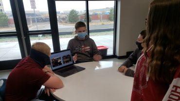 Colorado SKIES Academy learners present