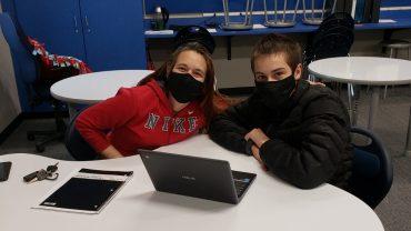Colorado SKIES Academy learner laptop