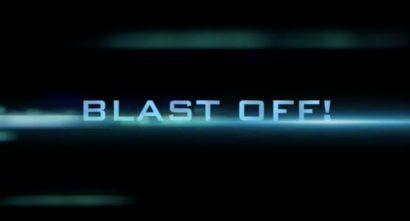 CSA blast off